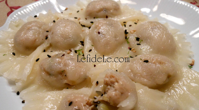 Chinese Steamed Dumplings Recipe (Allergy Friendly, Gluten-Free, & Soy-Free)